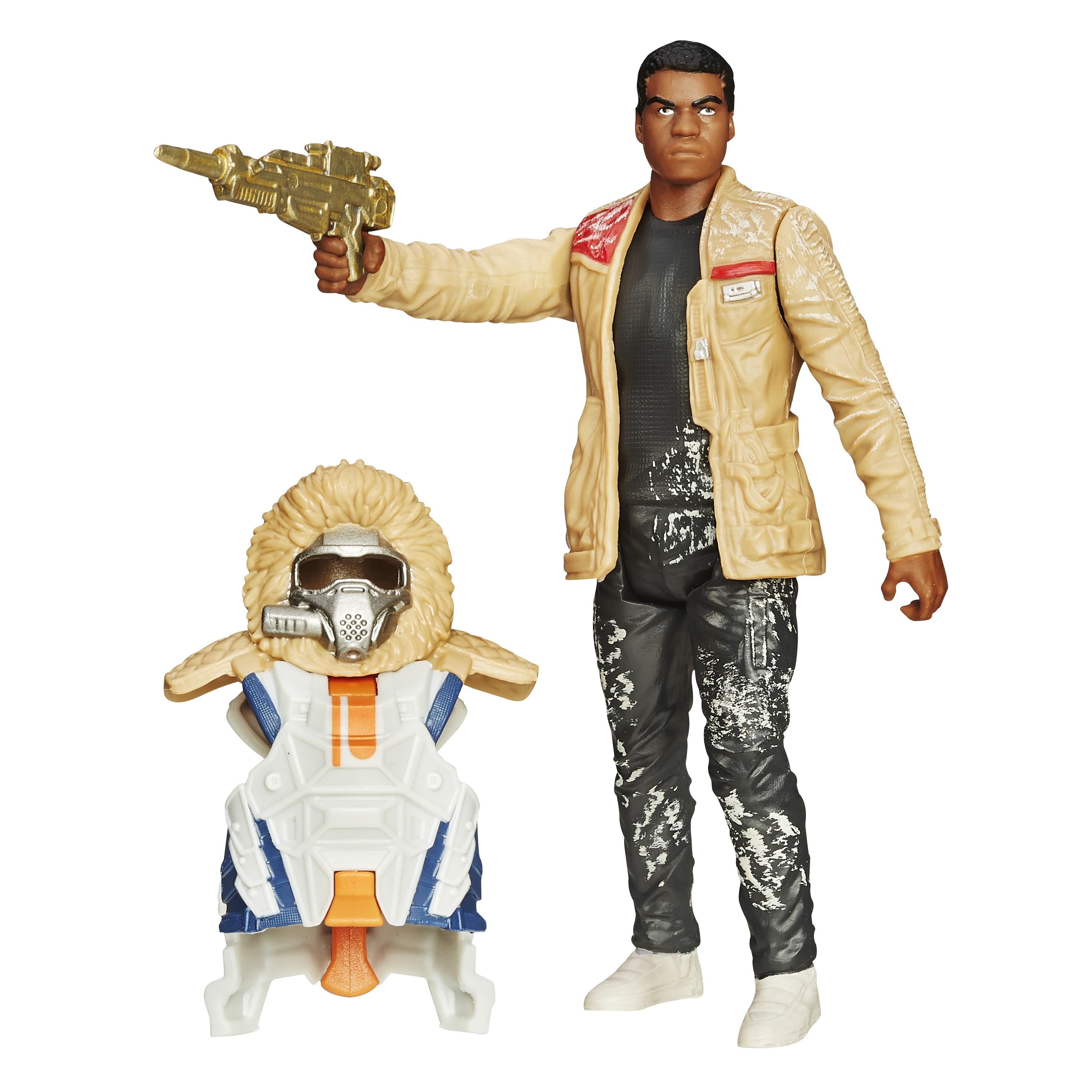<b>Star Wars <i>The Force Awakens</i> Armor Up</b>; Finn