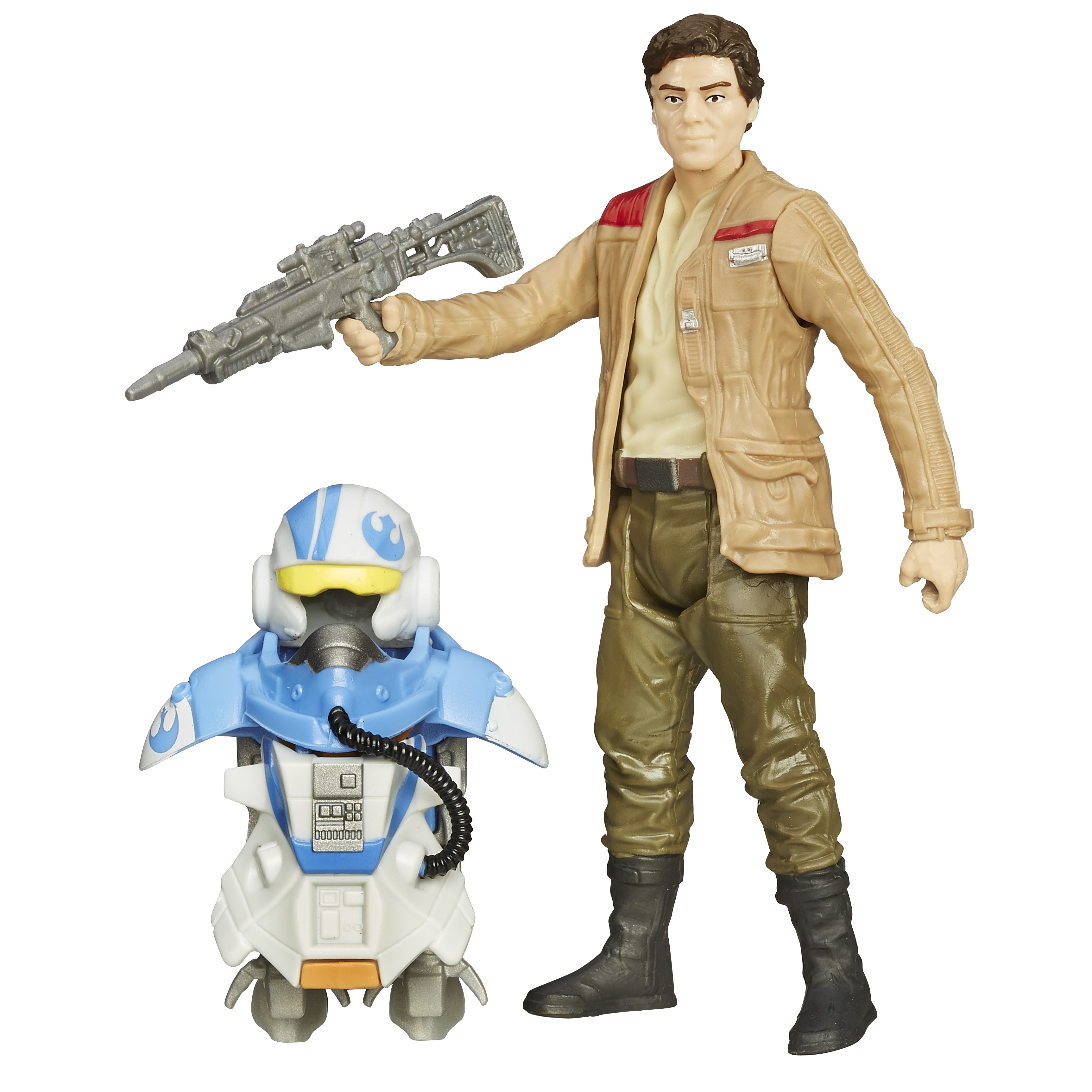 <b>Star Wars <i>The Force Awakens</i> Armor Up</b>; Poe