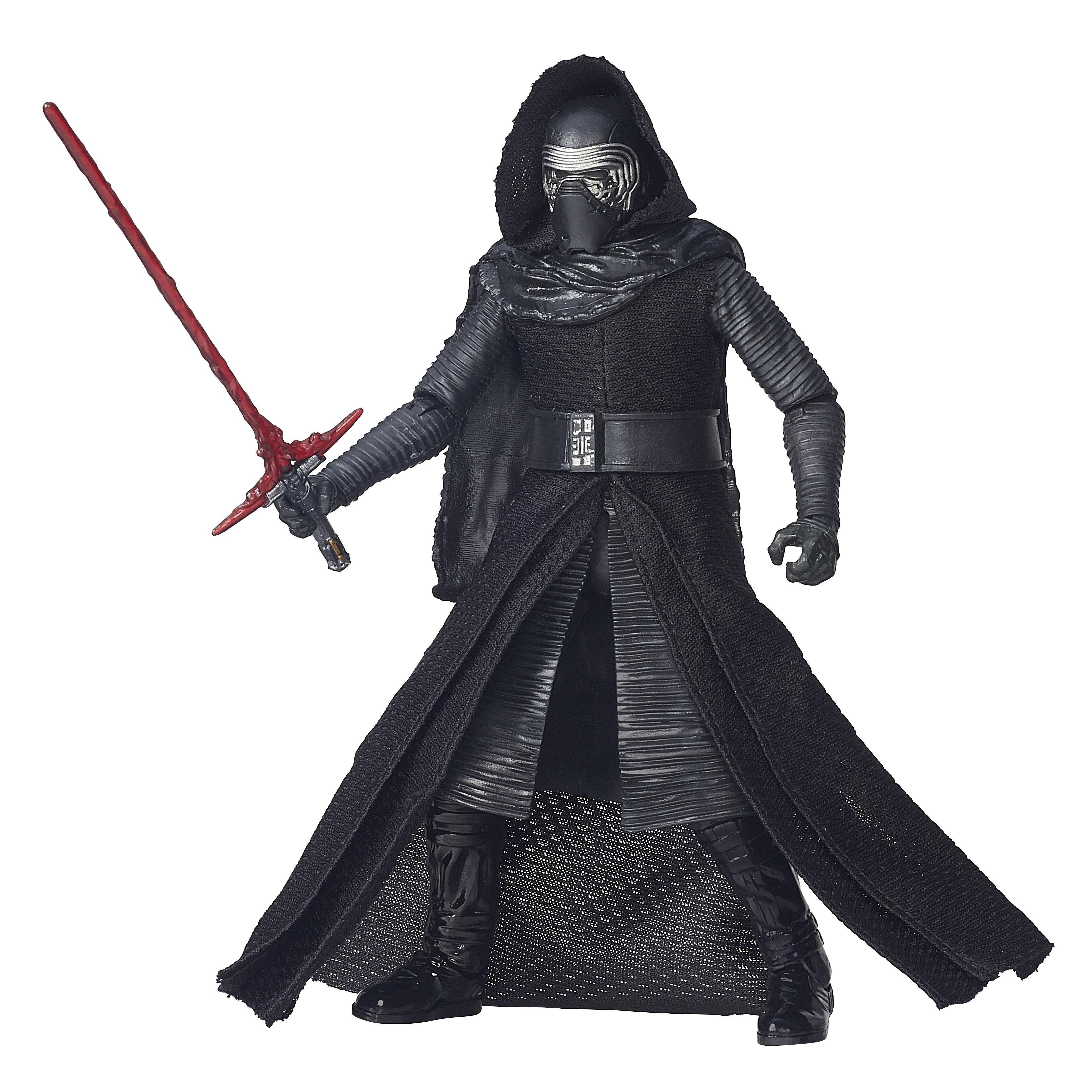 <b>Star Wars <i>Black Series</i></b>; Kylo Ren