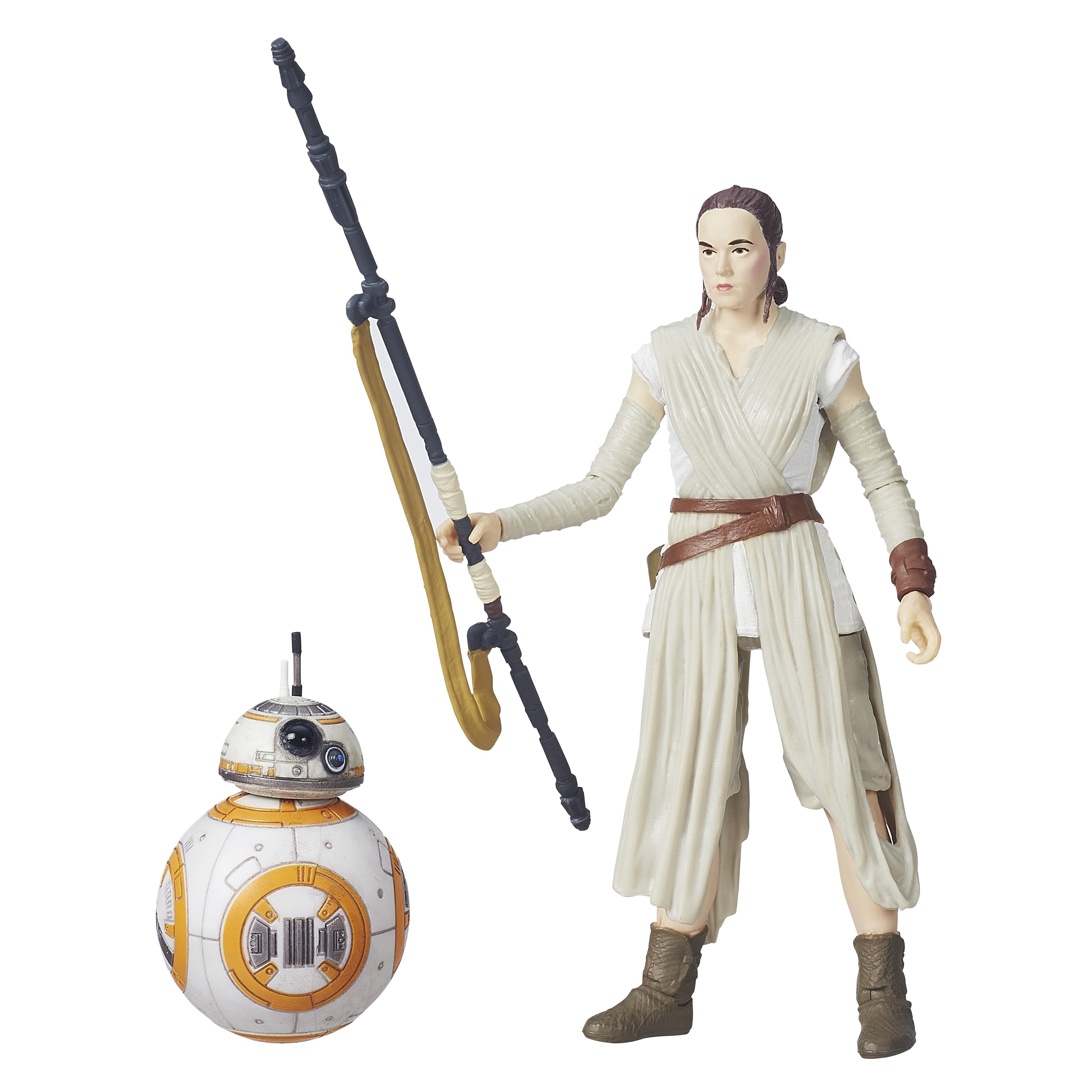 <b>Star Wars <i>Black Series</i></b>; Rey