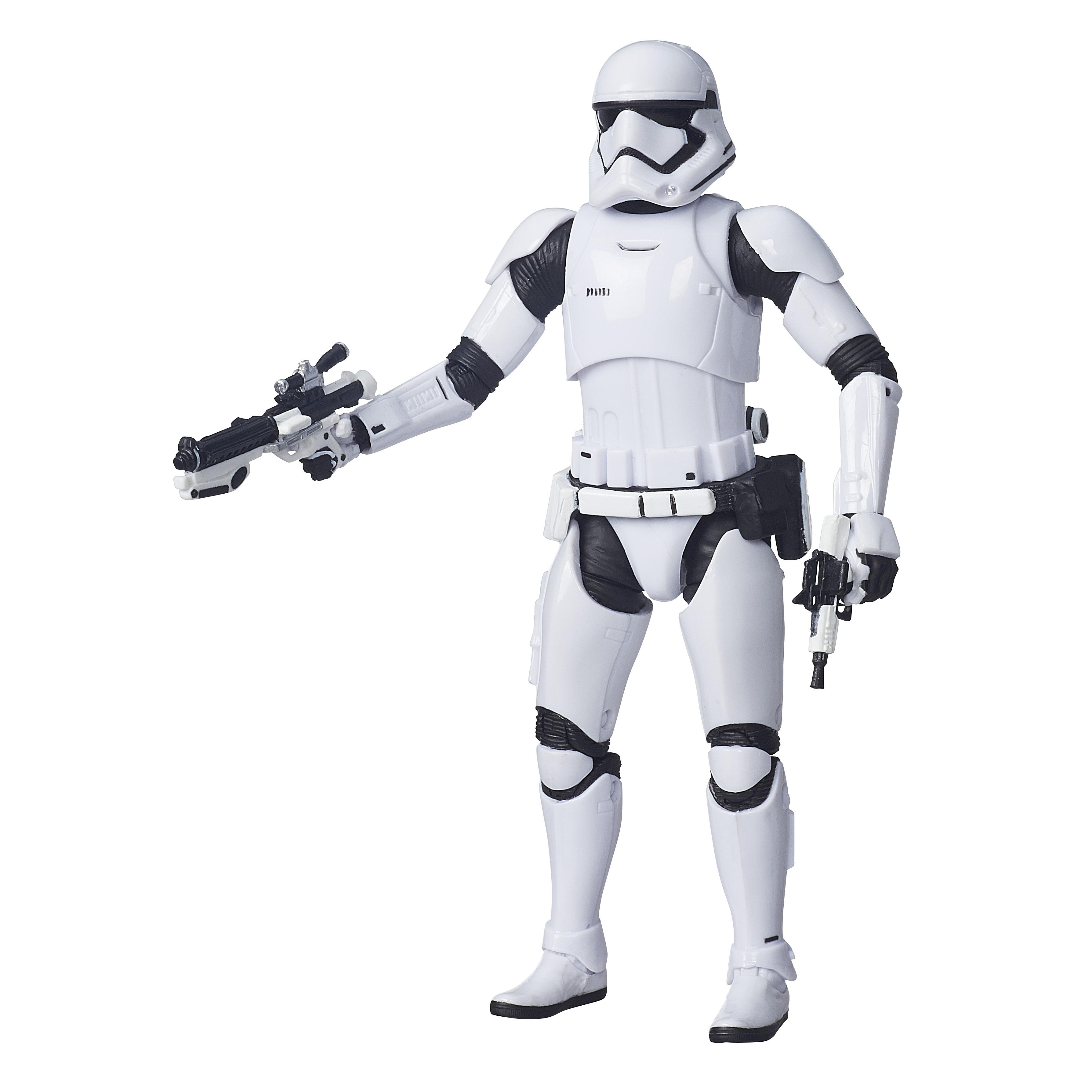 <b>Star Wars <i>Black Series</i></b>; First Order Stormtrooper