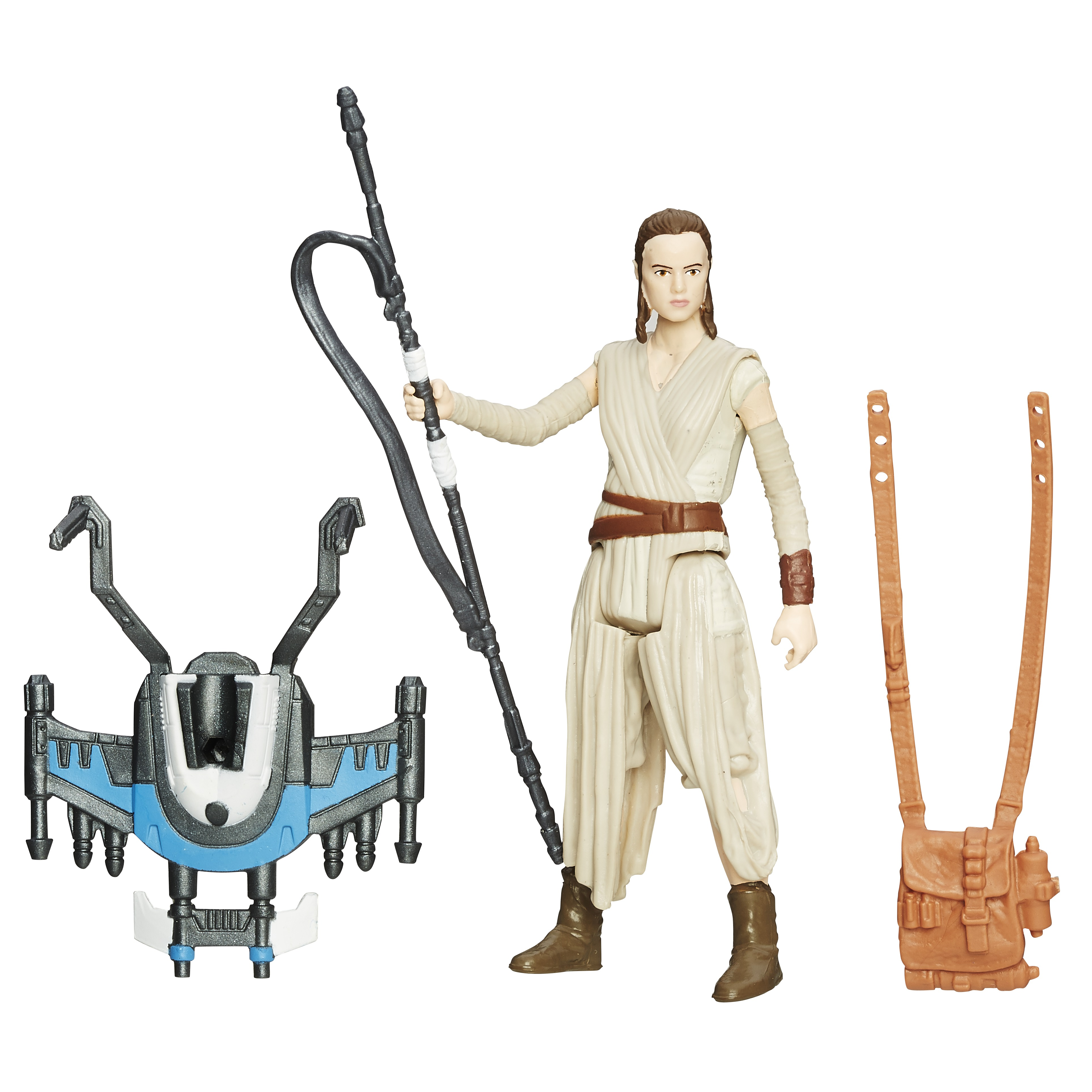 <b>Star Wars <i>The Force Awakens</i> Build a Weapon</b>; Rey