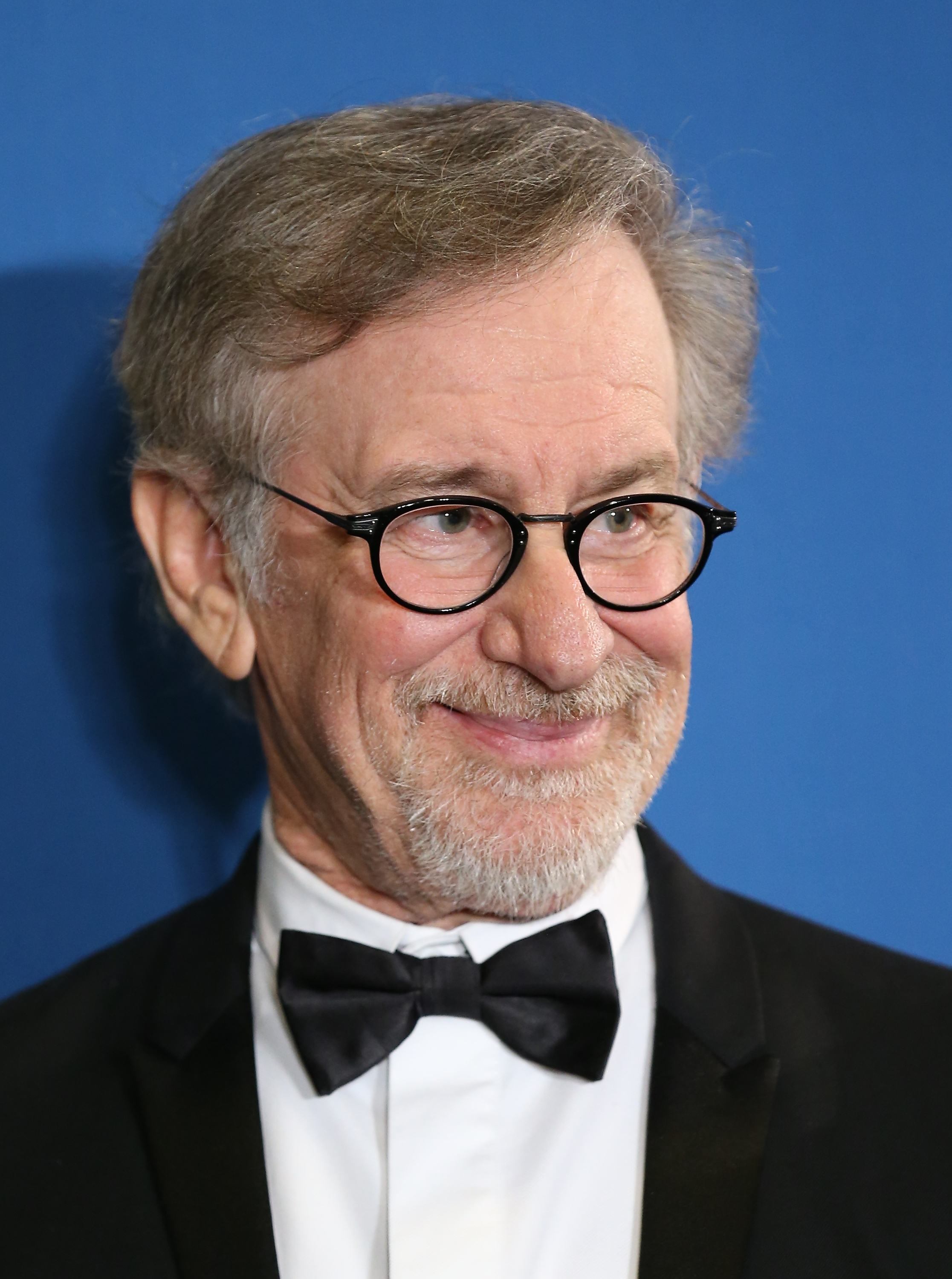 Steven Spielberg at the 67th Annual Directors Guild Of America Awards in Century City, Calif. on Feb. 7, 2015.