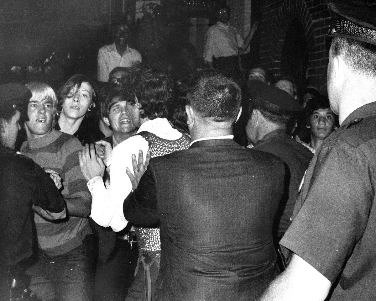 Stonewall Inn nightclub raid, June 28, 1969