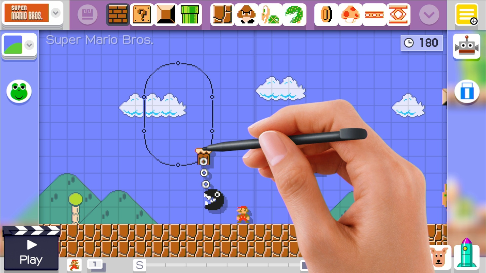 2015: Super Mario Maker                                                              Three decades after a mustachioed Italian plumber captured our imaginations and changed the course of gaming, the series has come full circle with a Mario creation tool that finally unleashes armchair Mario designers, using an interface ideally suited for Nintendo's tablet-driven Wii U.