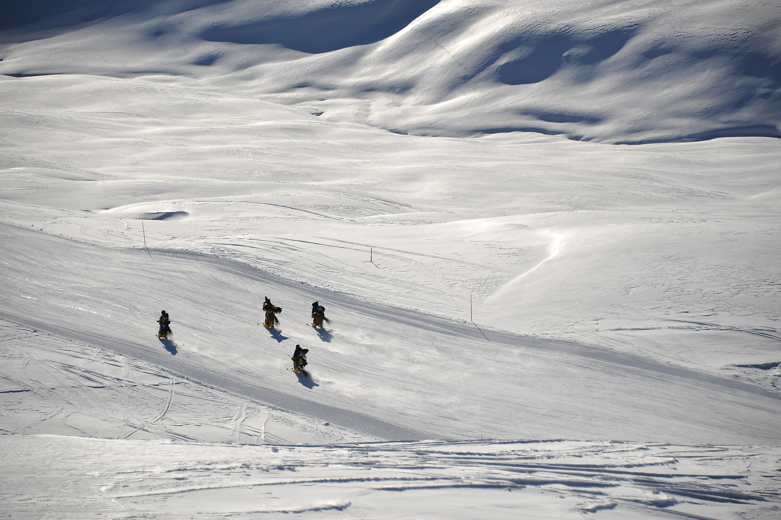 Belalp Witches Ski Race