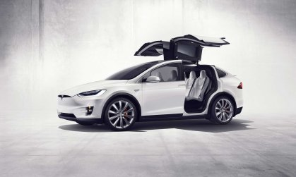 Tesla introduces first all-electric SUV Tesla Model X