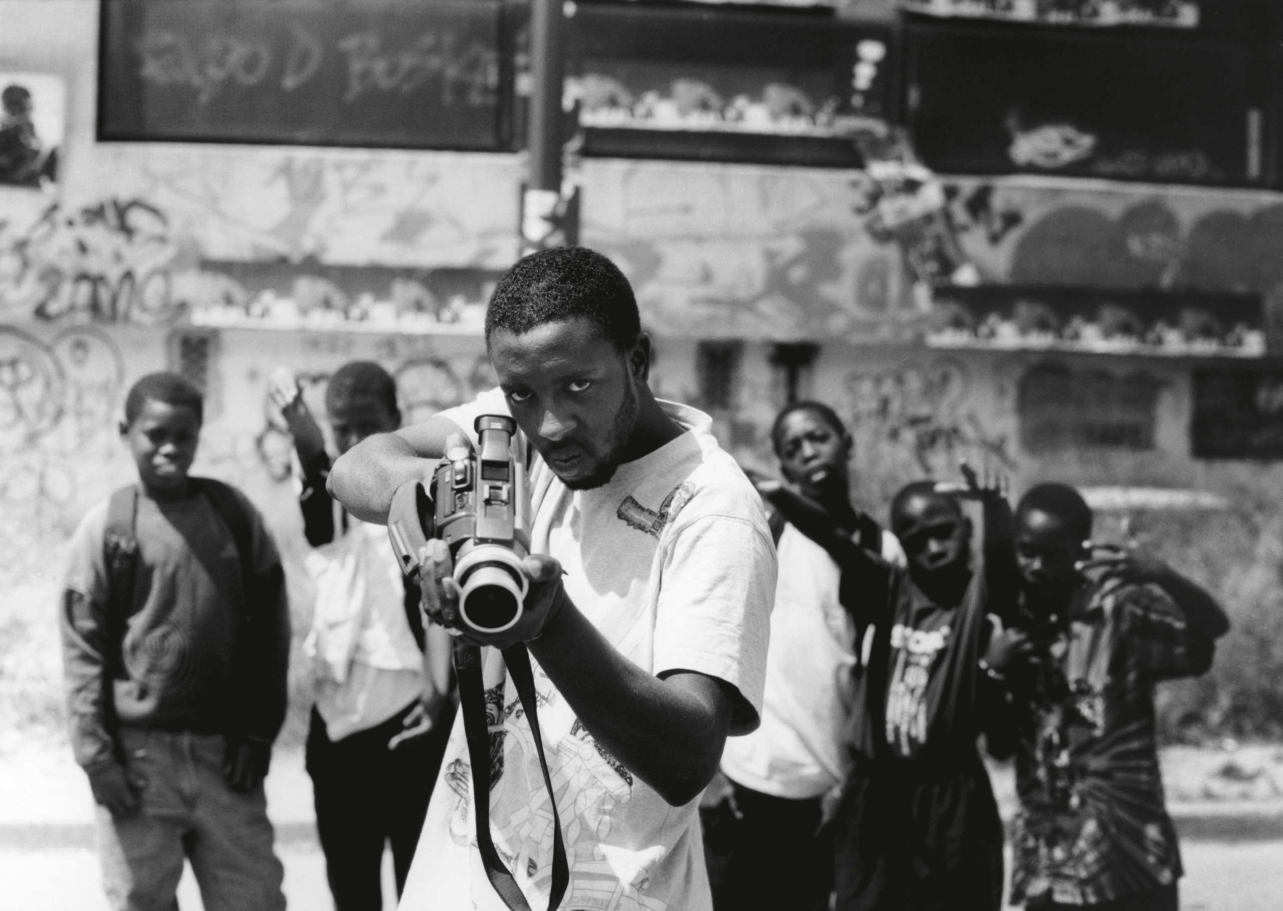 Portrait of a Generation: Braquage, Ladj Ly, Les Bosquets, Montfermeil, France, 2004.