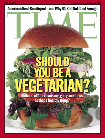 The July 15, 2002, cover of TIME