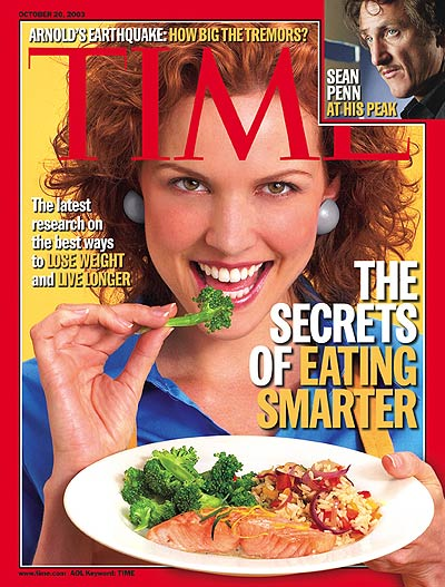 The Oct. 20, 2003, cover of TIME