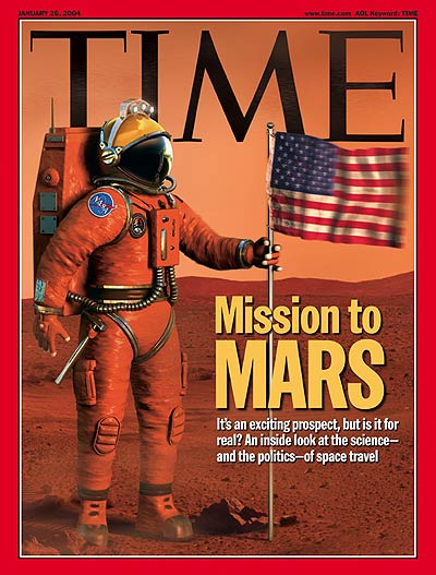 The Jan. 26, 2004, cover of TIME