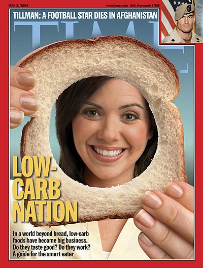 The May 3, 2004, cover of TIME