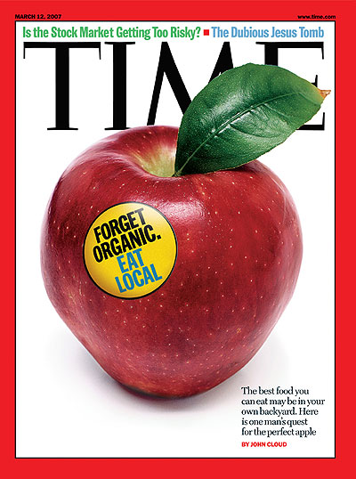 The Mar. 12, 2007, cover of TIME