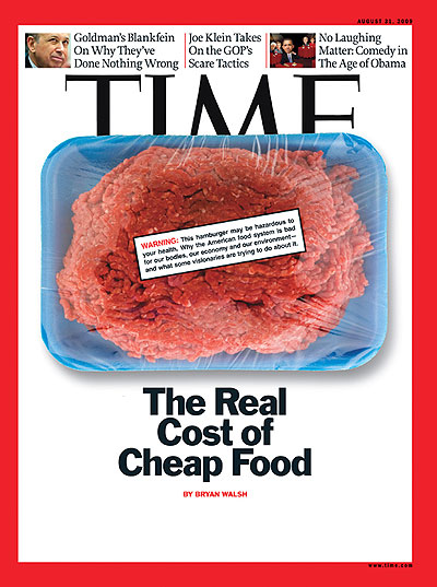 The Aug. 31, 2009, cover of TIME