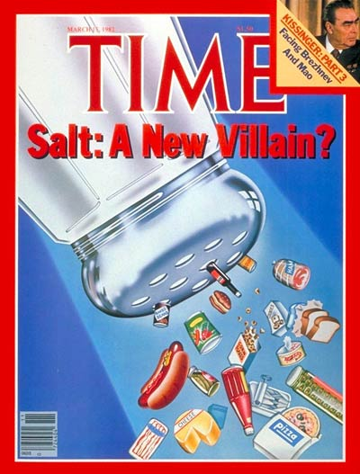 The Mar. 15, 1982, cover of TIME