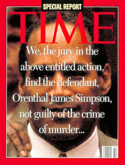 The Oct. 16, 1995, cover of TIME