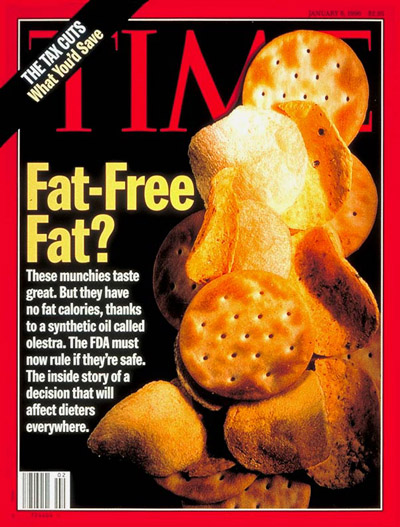 The Jan. 8, 1996, cover of TIME