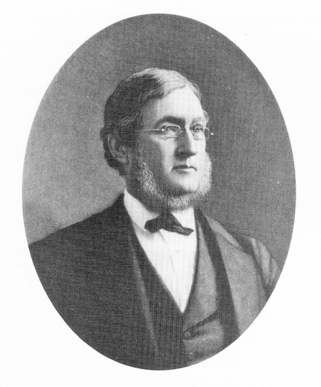 Edward Clark, about age 60.