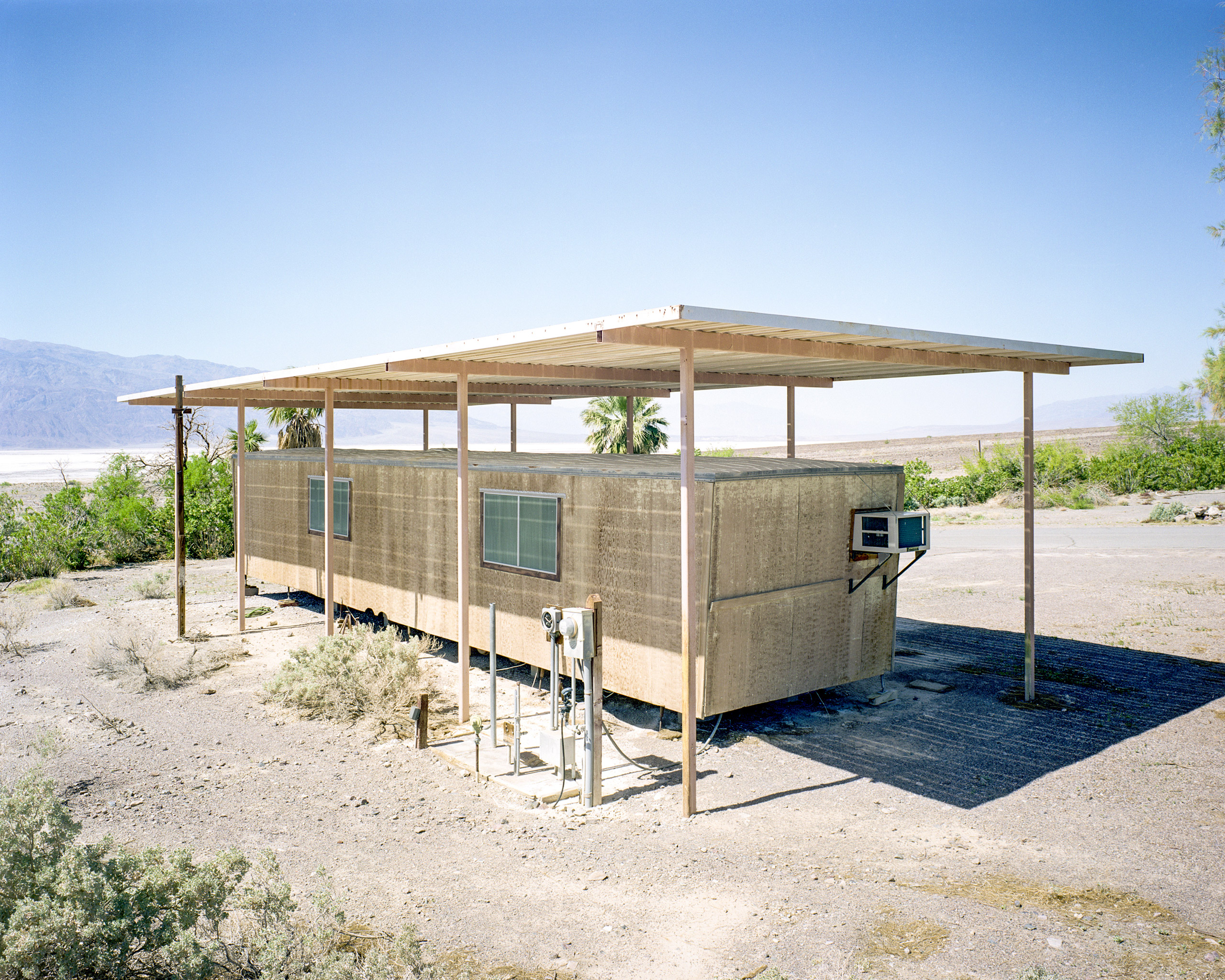 Library, Death Valley National Park CA.