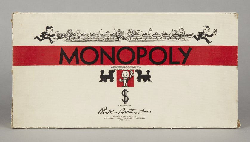 Monopoly Game (1935)