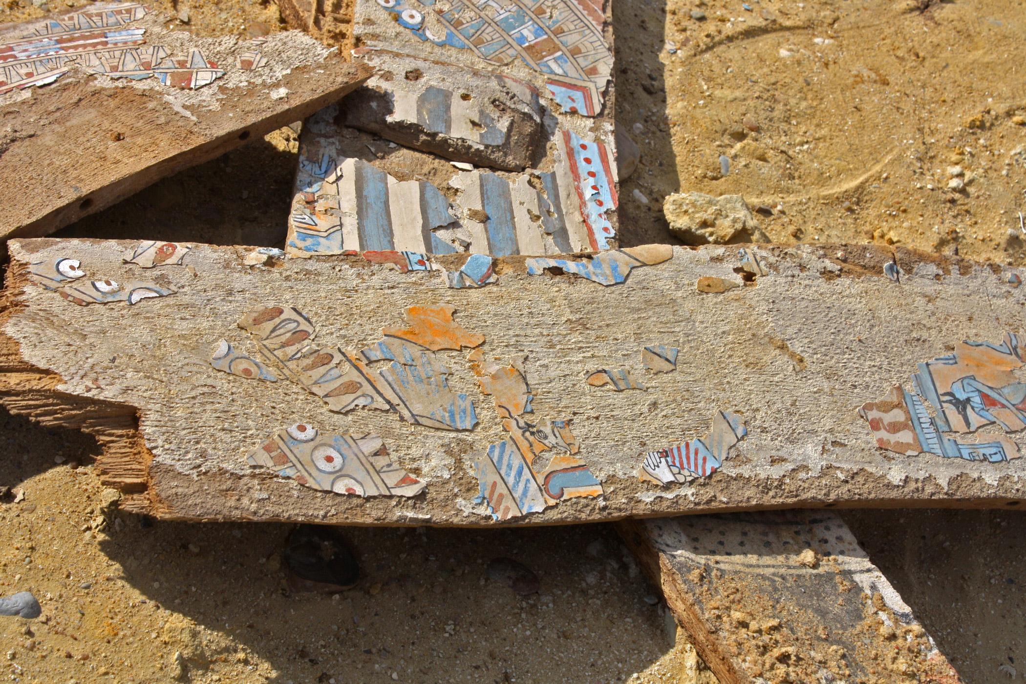 Egypt, Abusir el-Malek: Looting archaeological sites like Abusir el-Malek erases irreplaceable information about human history and cultural milestones