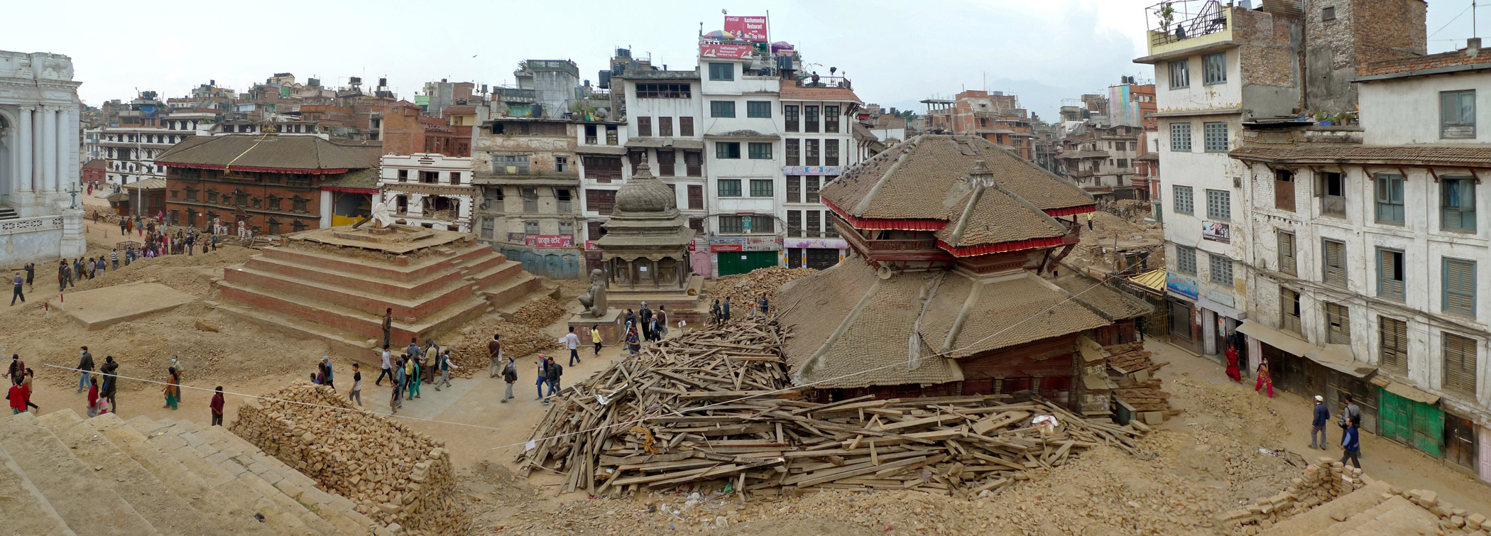 Nepal, Cultural                               Heritage Sites of Nepal: In the aftermath of a major natural disaster, the reconstruction of the Cultural Heritage Sites of Nepal will help local communities overcome the devastation that they faced.