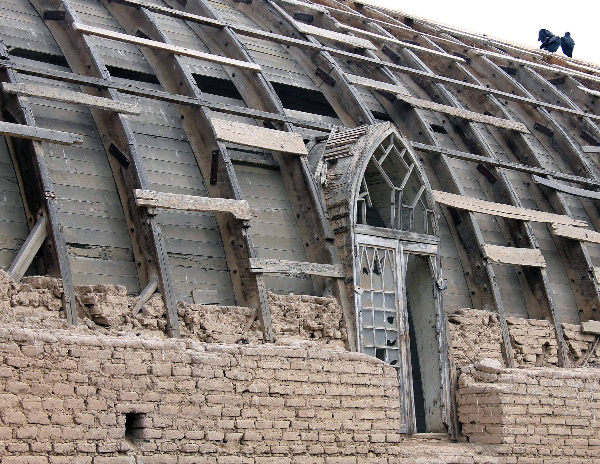 Peru, La Ermita de                               Barranco: A crumbling church in a lively district of Lima with the potential for revitalization, La Ermita de Barranco is a reminder of the neighborhood's origin as a humble fishing village.