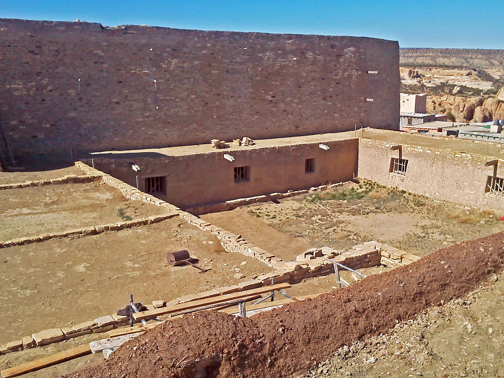 United States, San                               Esteban del Rey                               Mission: A comprehensive restoration program for the San Esteban del Rey Mission requires investment and remains long overdue.
