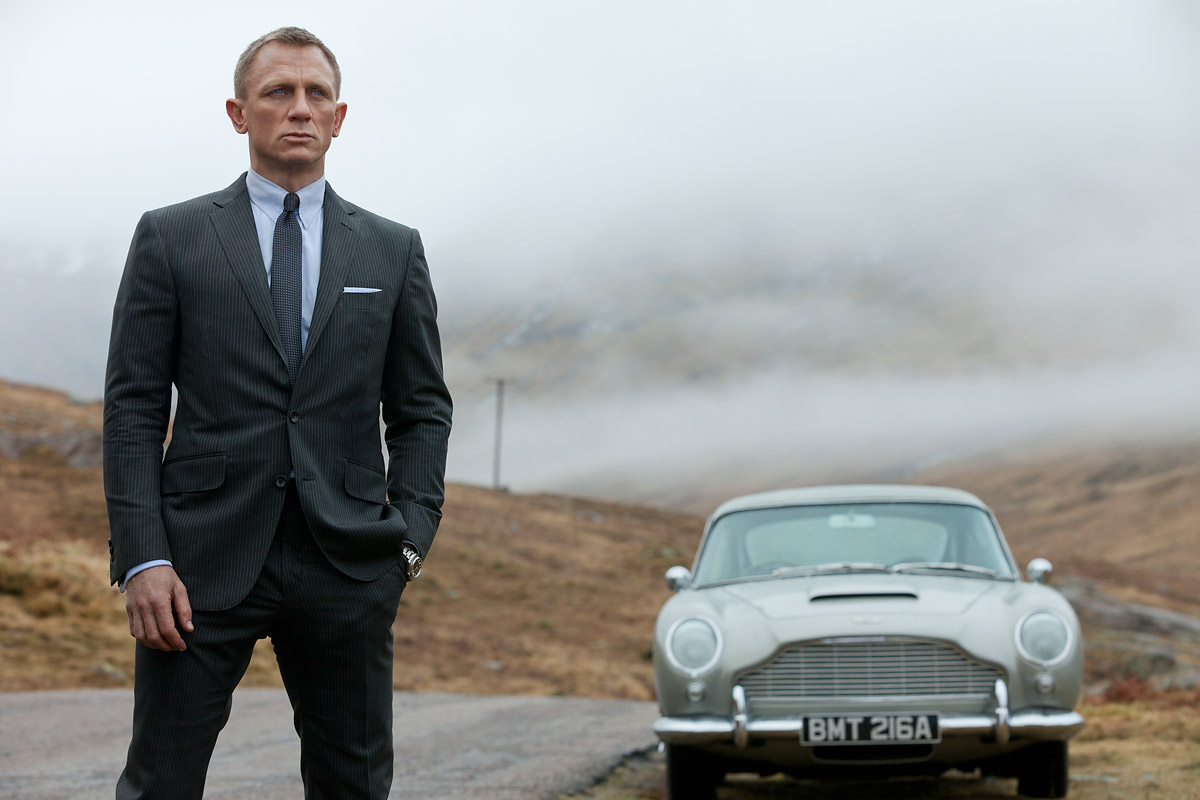 Skyfall ©2012 Danjaq, LLC, United Artists Corporation, Columbia Pictures Industries, Inc.  All rights reserved.