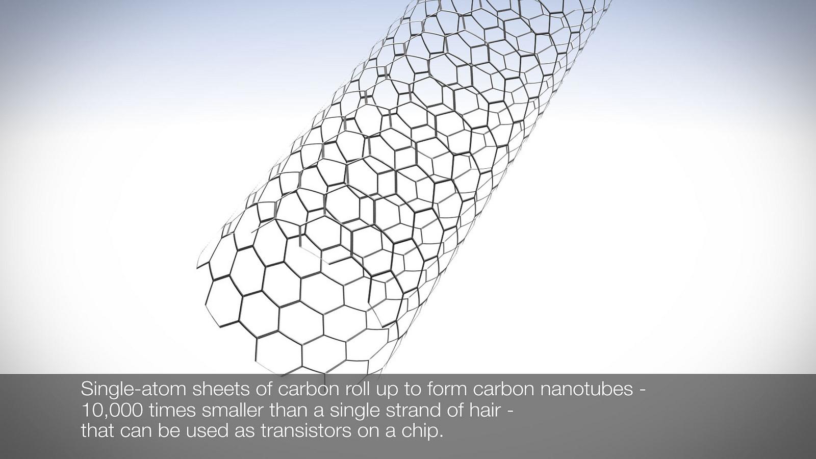IBM Carbon Nanotubes