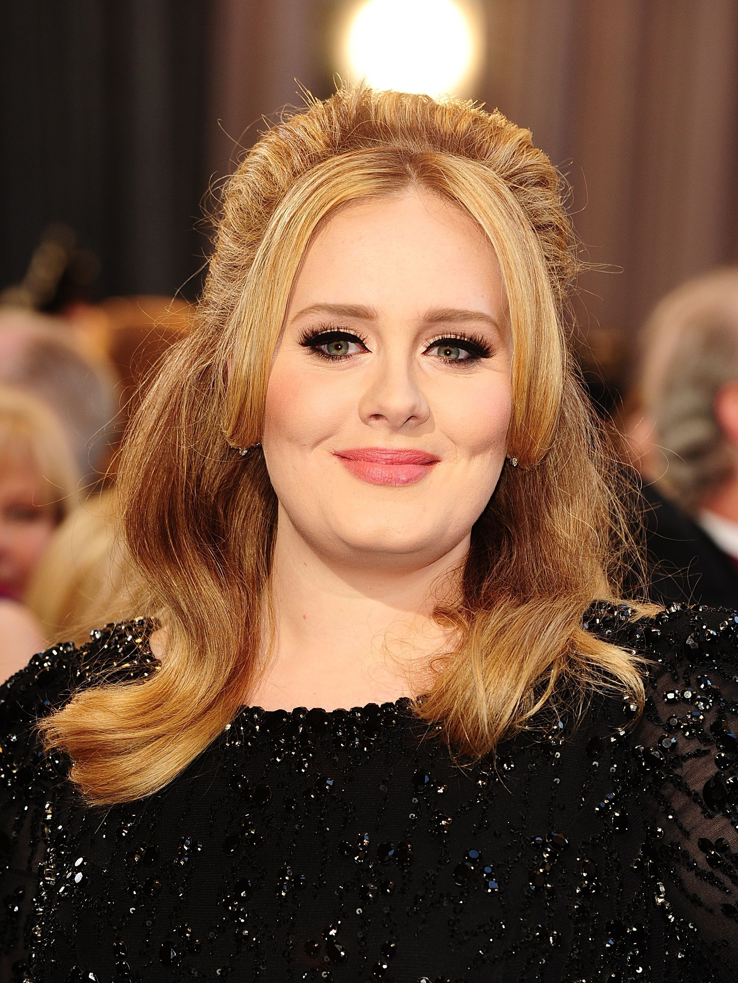 Adele, seen here in 2013, has shared details of her new album.