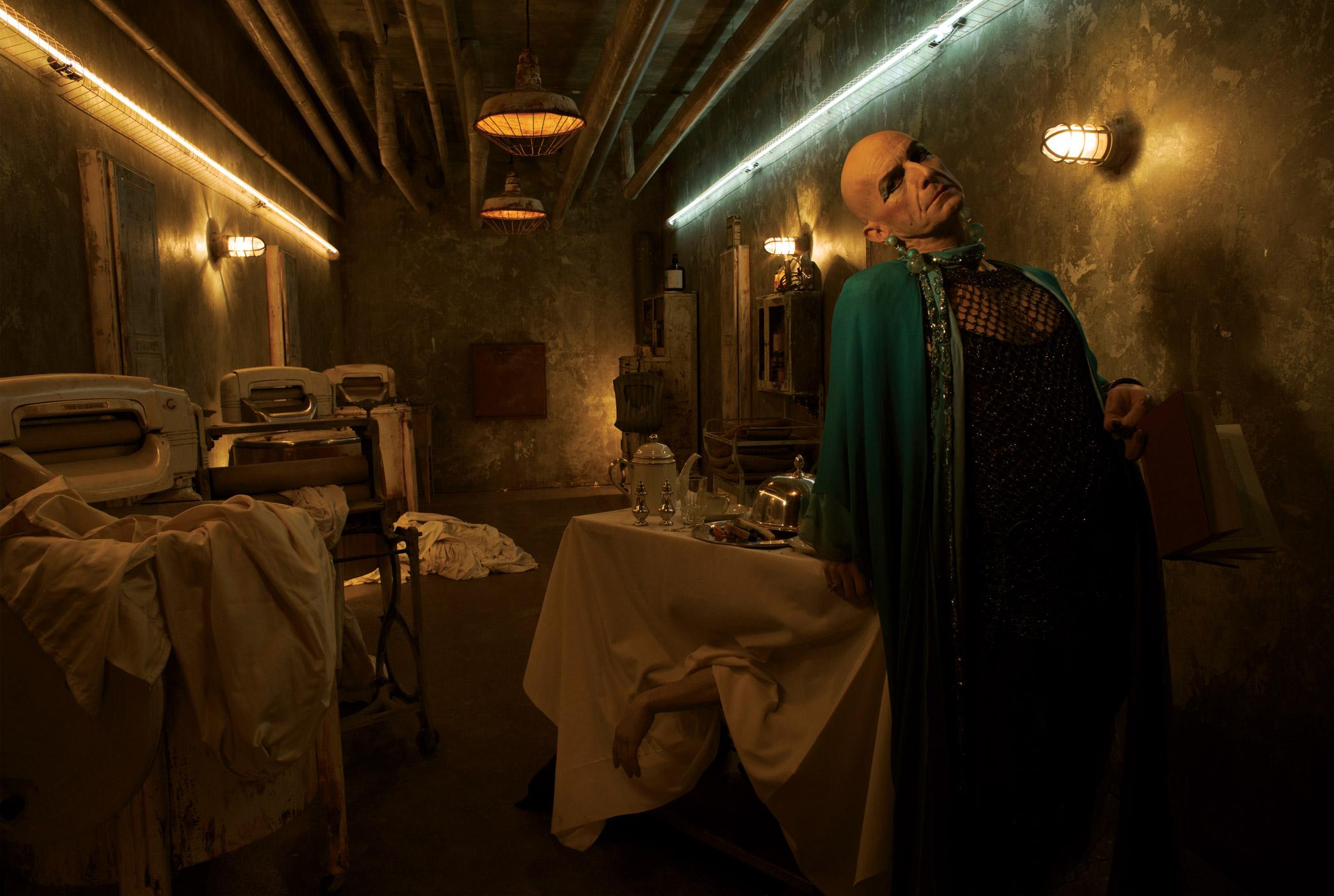Denis O'Hare as Liz Taylor