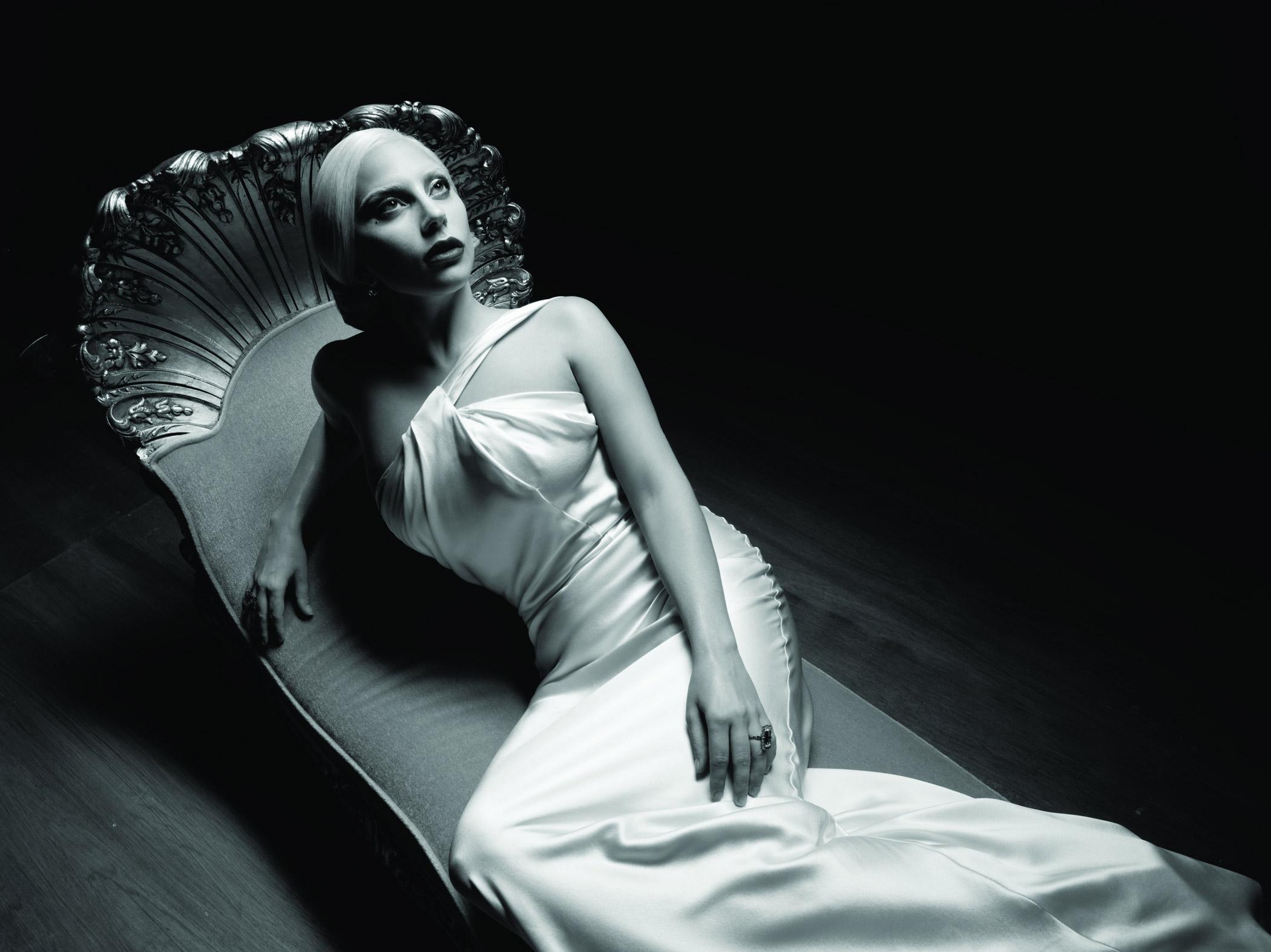 Lady Gaga as The Countess.