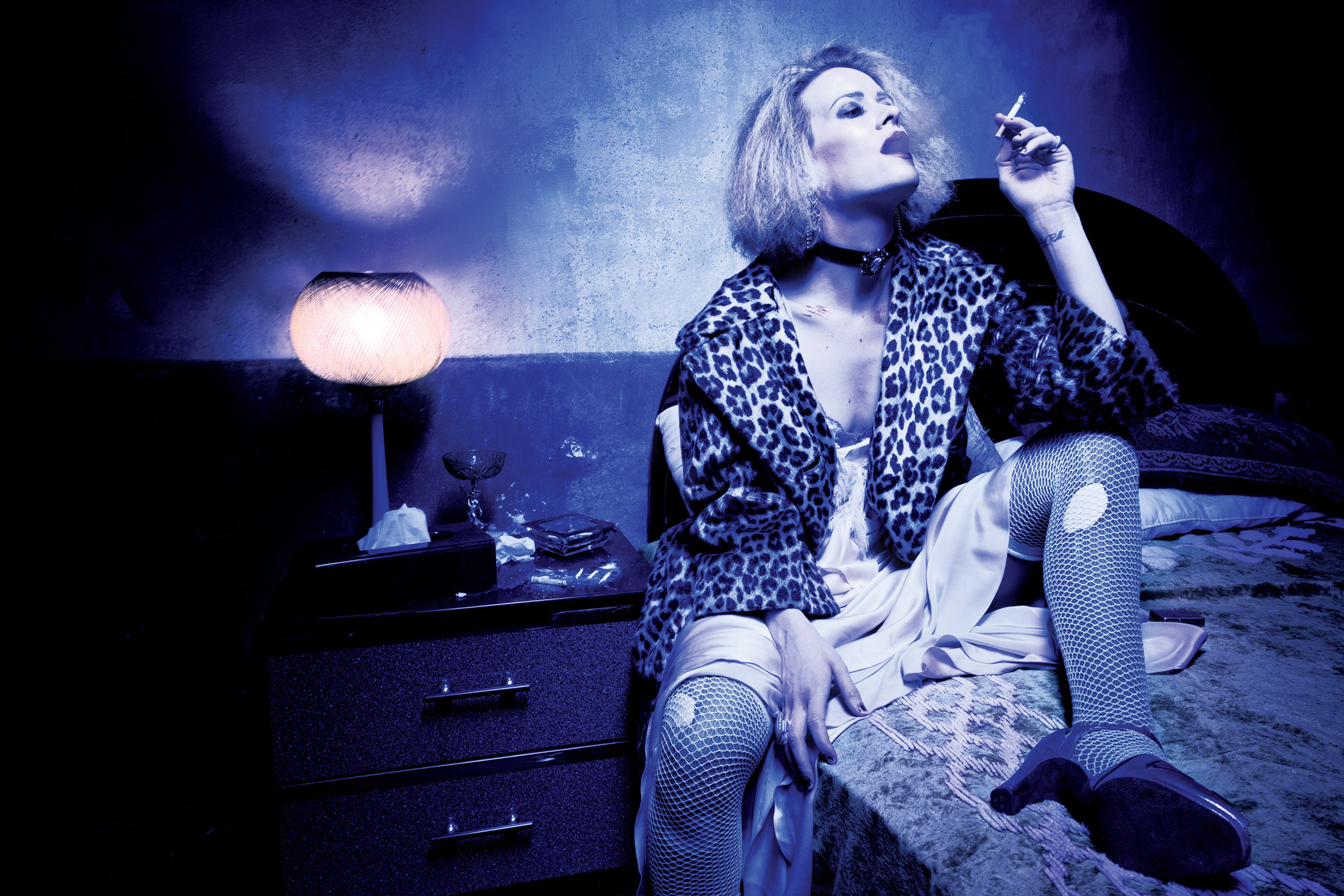 Sarah Paulson as Sally.