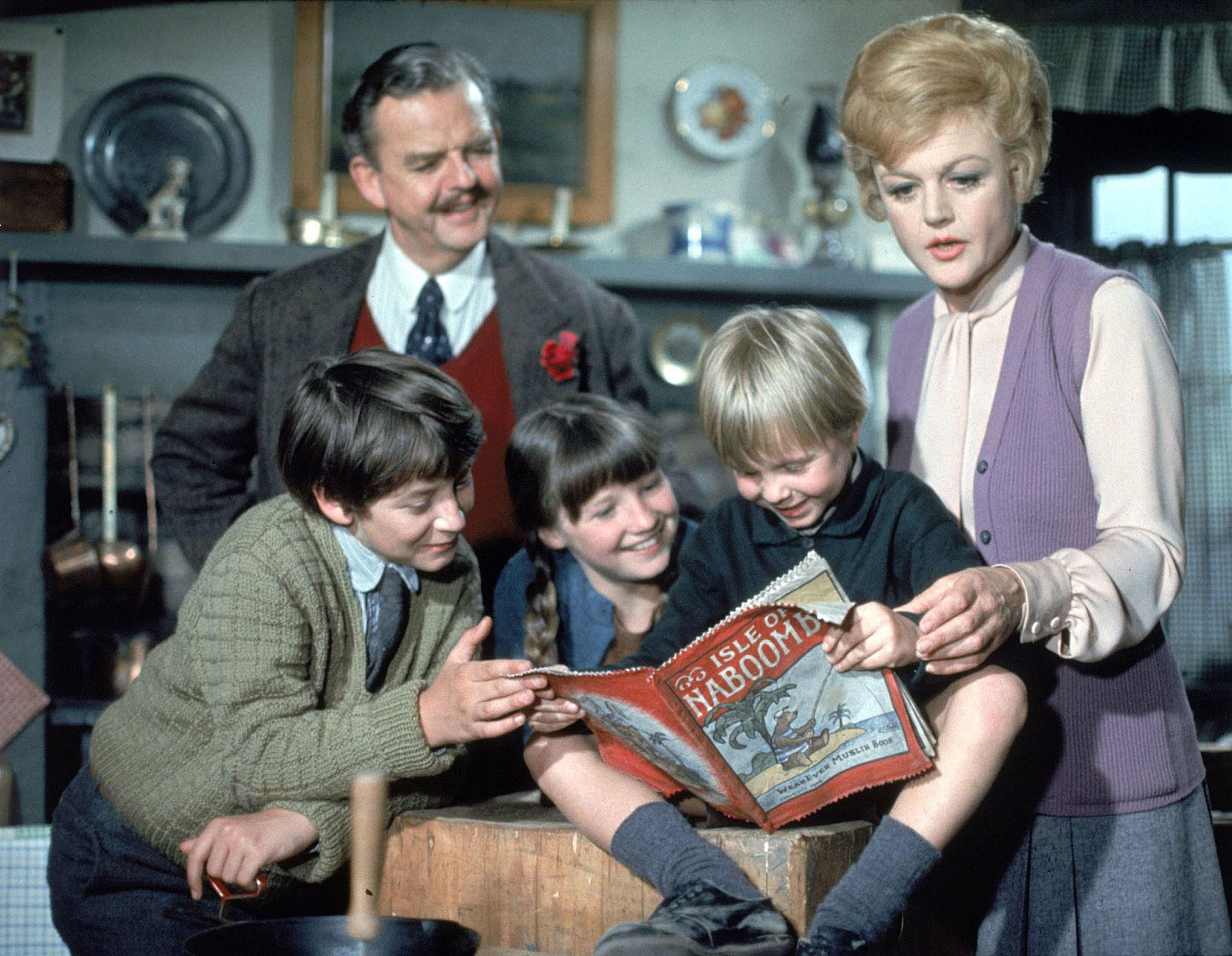 Bedknobs and Broomsticks, 1971