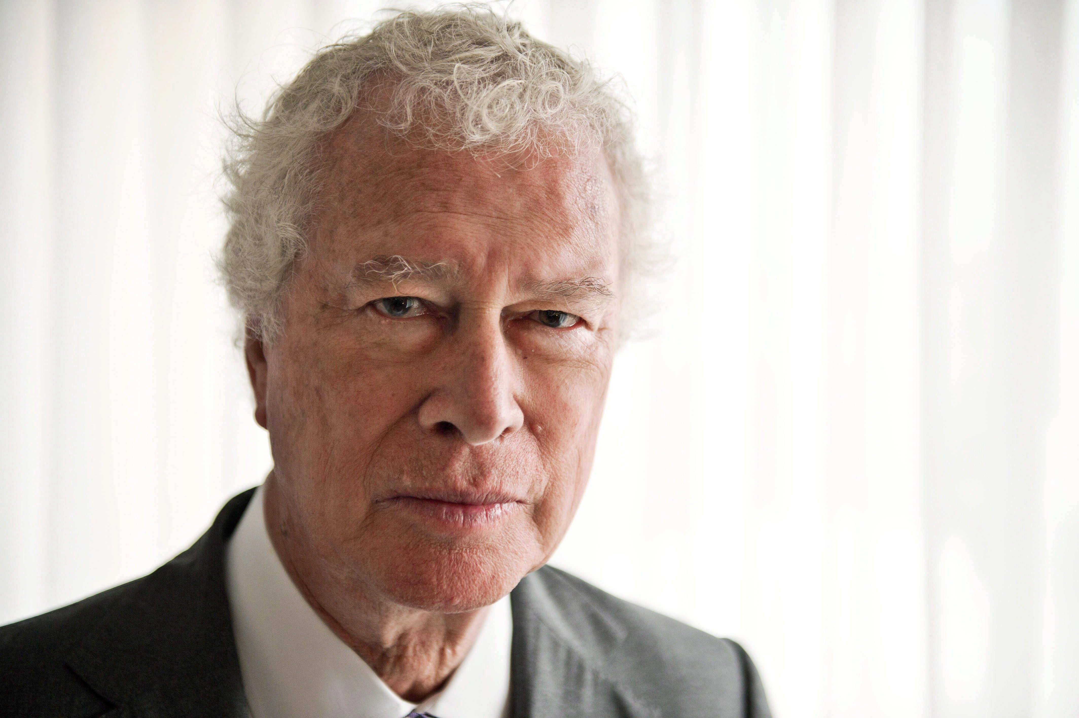 Ken Taylor, former Canadian ambassador to Iran, in Toronto, Canada on Sept. 12, 2013.
