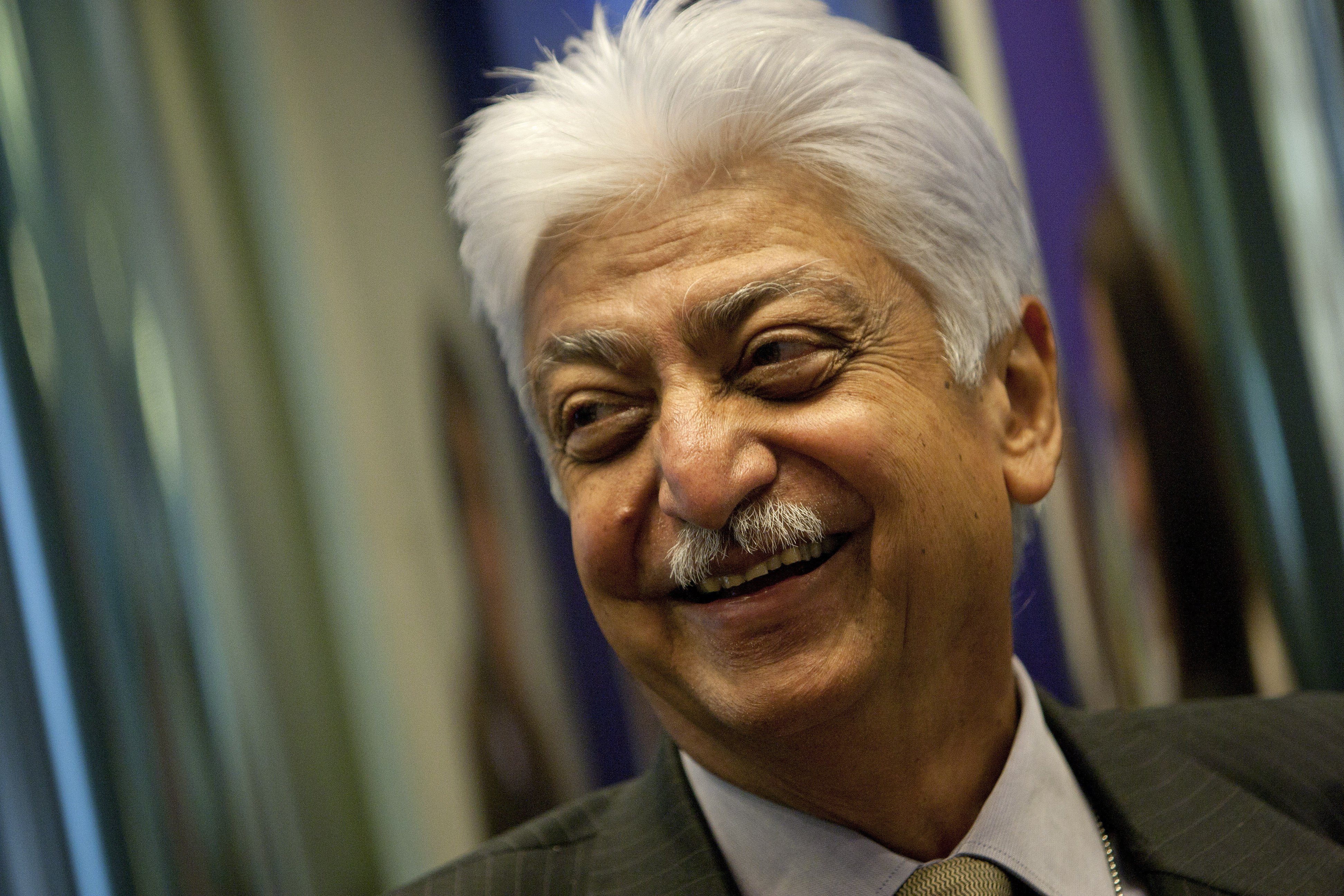 Wipro Ltd. CEO Azim Premji Interview