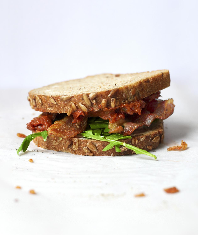 bacon-arugula