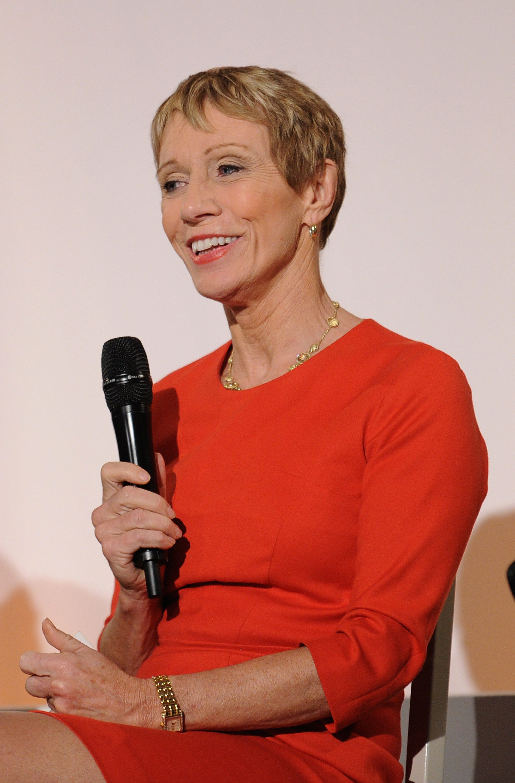 Barbara Corcoran at the Martha Stewart American Made Summit in New York City on Nov. 8, 2014.