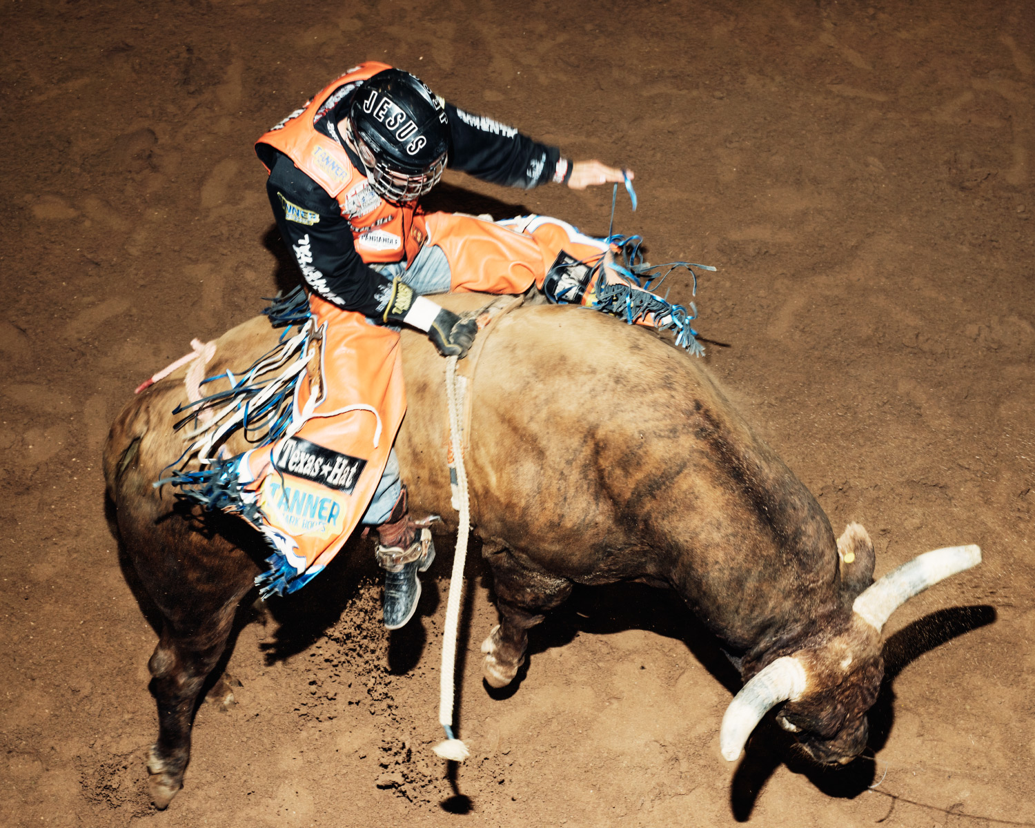 Alexander Cardozo during one his rides on Sat Oct 3rd at the Tucson Convention Center in Tucson, AZ