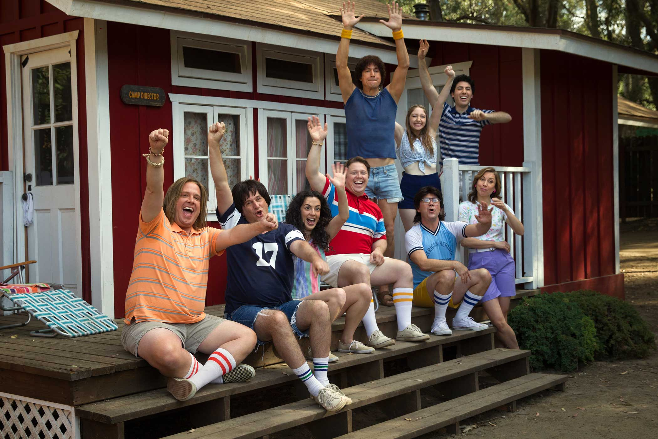 Wet Hot American Summer: First Day of Camp
