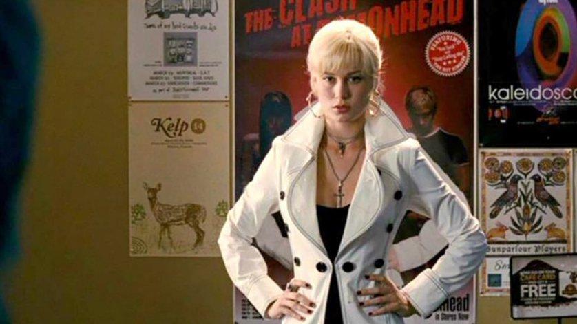Brie Larson Roles Scott PIlgrim Vs. the World