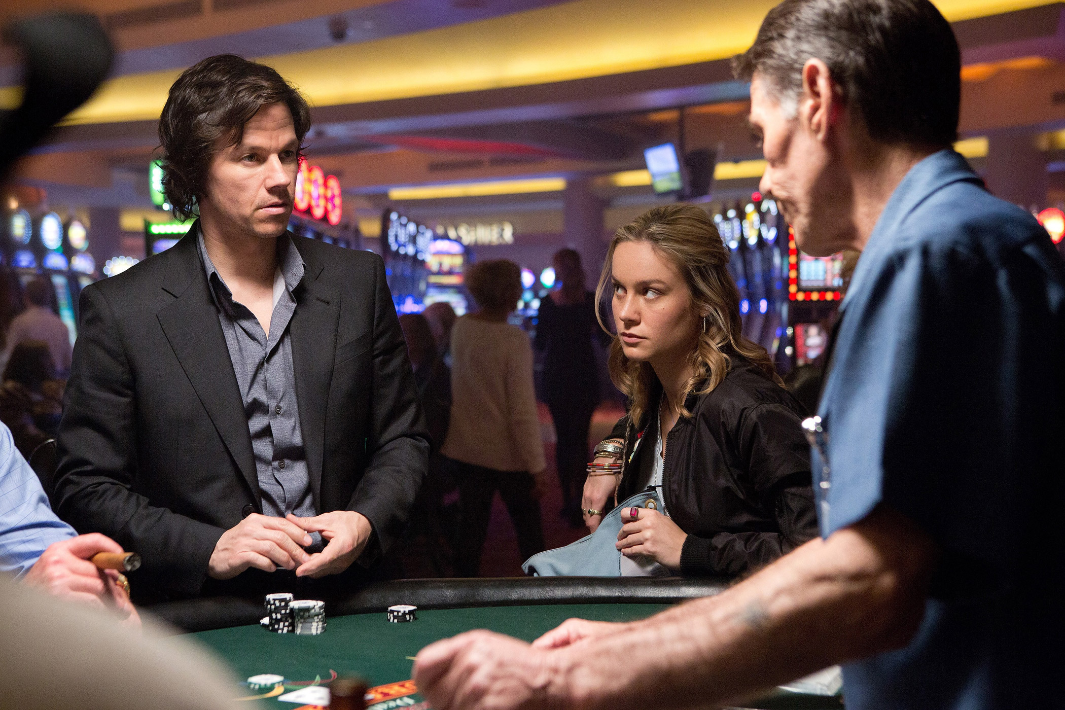 <b>Amy Phillips</b> in <i>The Gambler</i>, 2014.