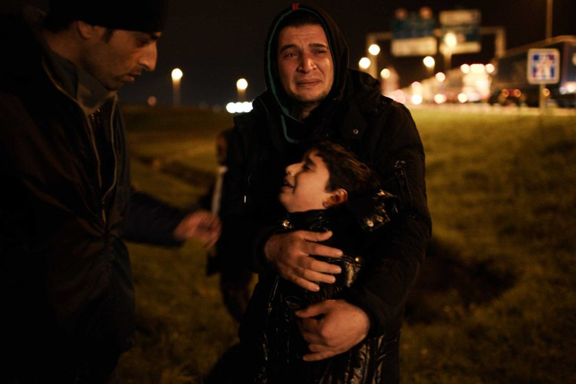 Syrian woman from Dar'aa struck while trying to reach the UK