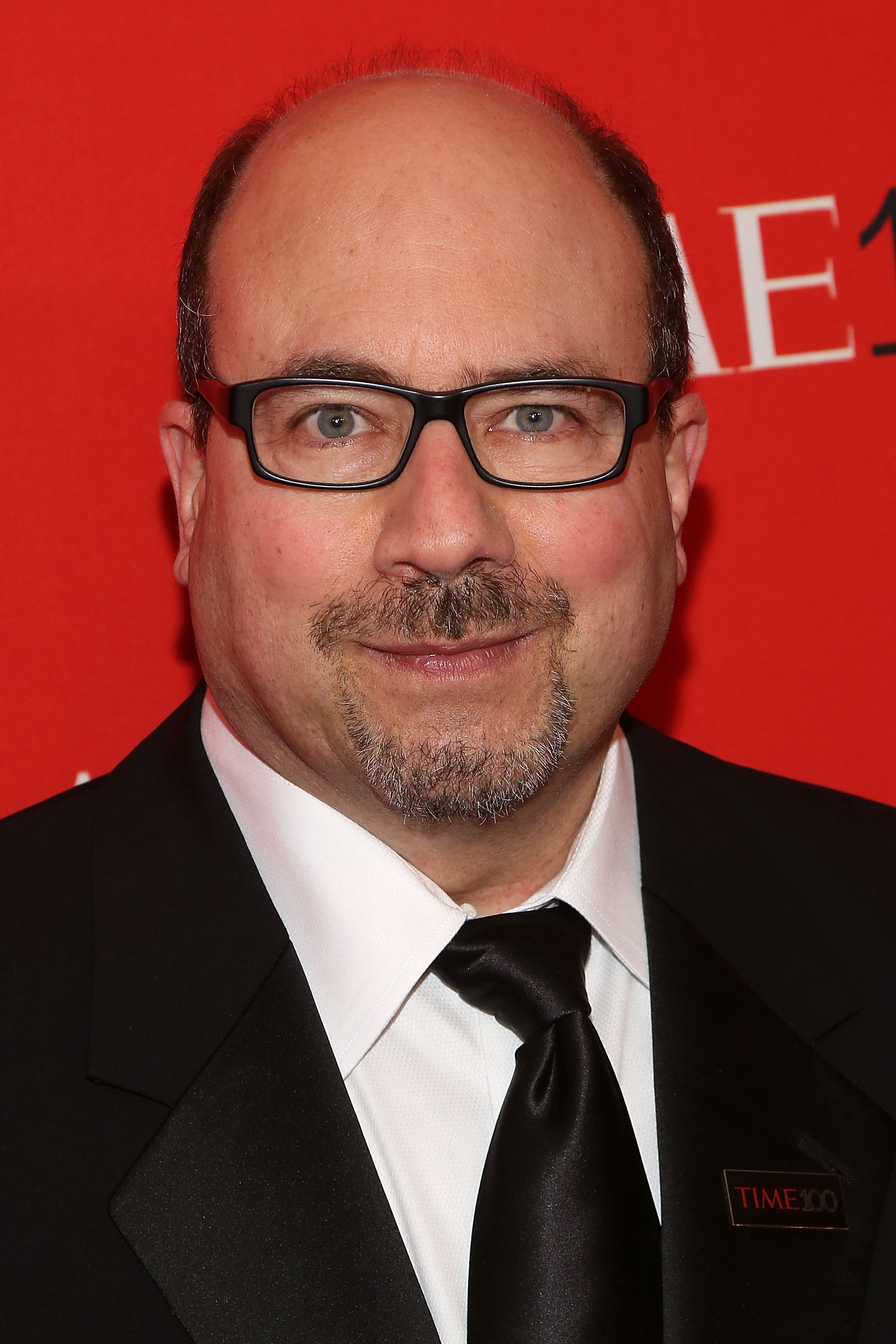 Craig Newmark at the 2015 TIME 100 Gala in New York City on April 21, 2015.
