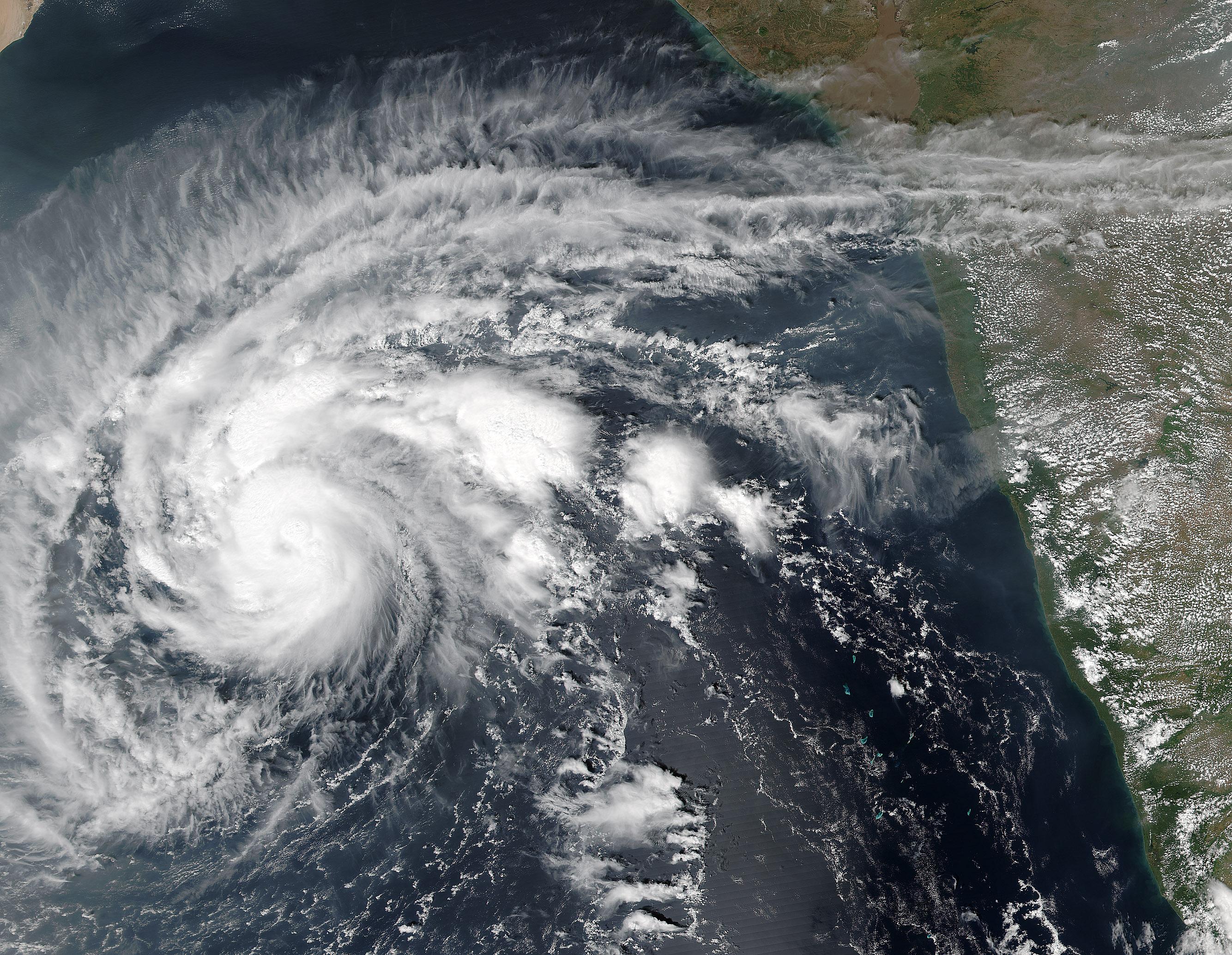 Cyclone Chapala