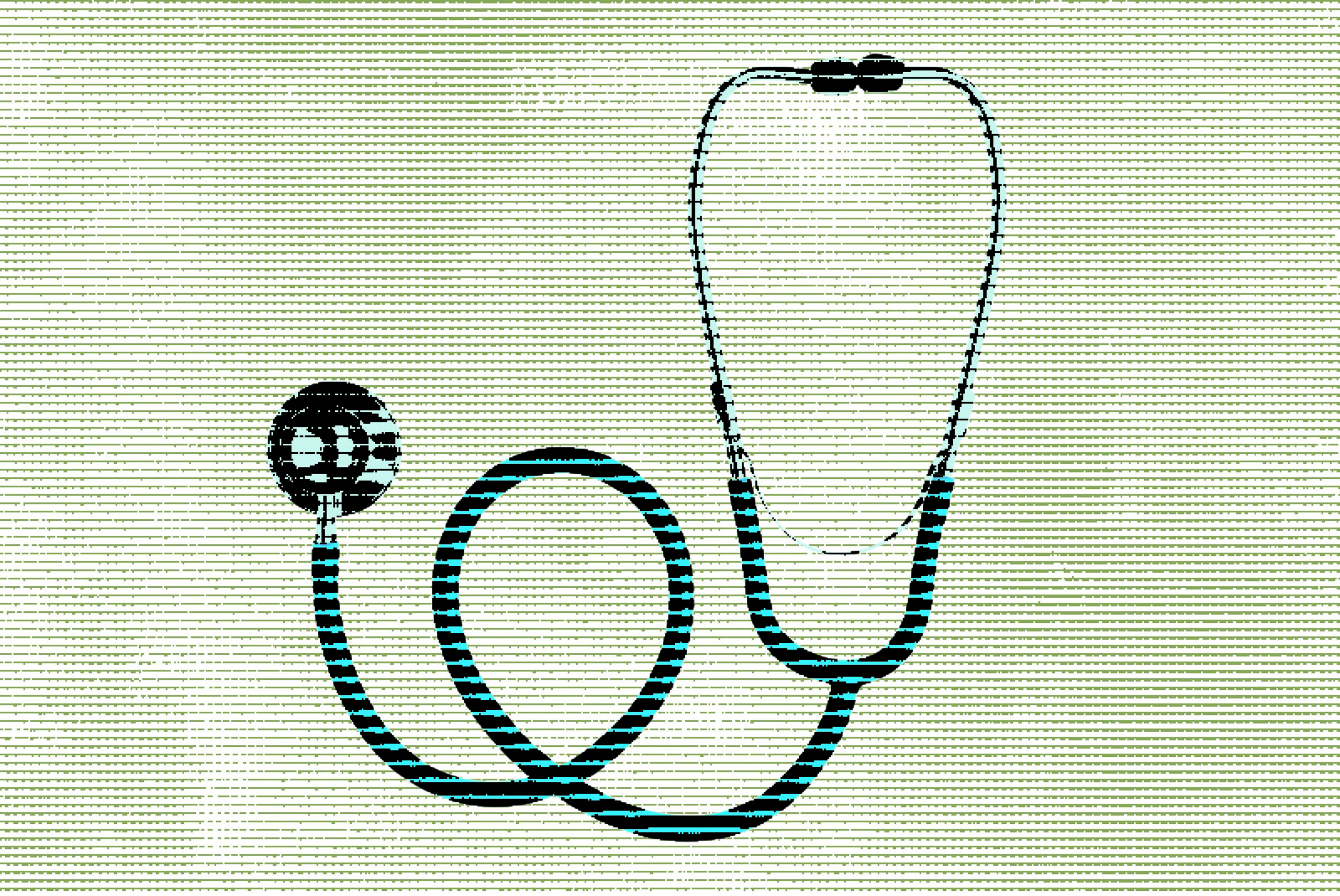 Stethoscope: Getty Images; Photo-Illustration by Lon Tweeten for TIME