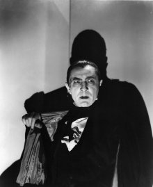 Count Dracula from Dracula, 1931.