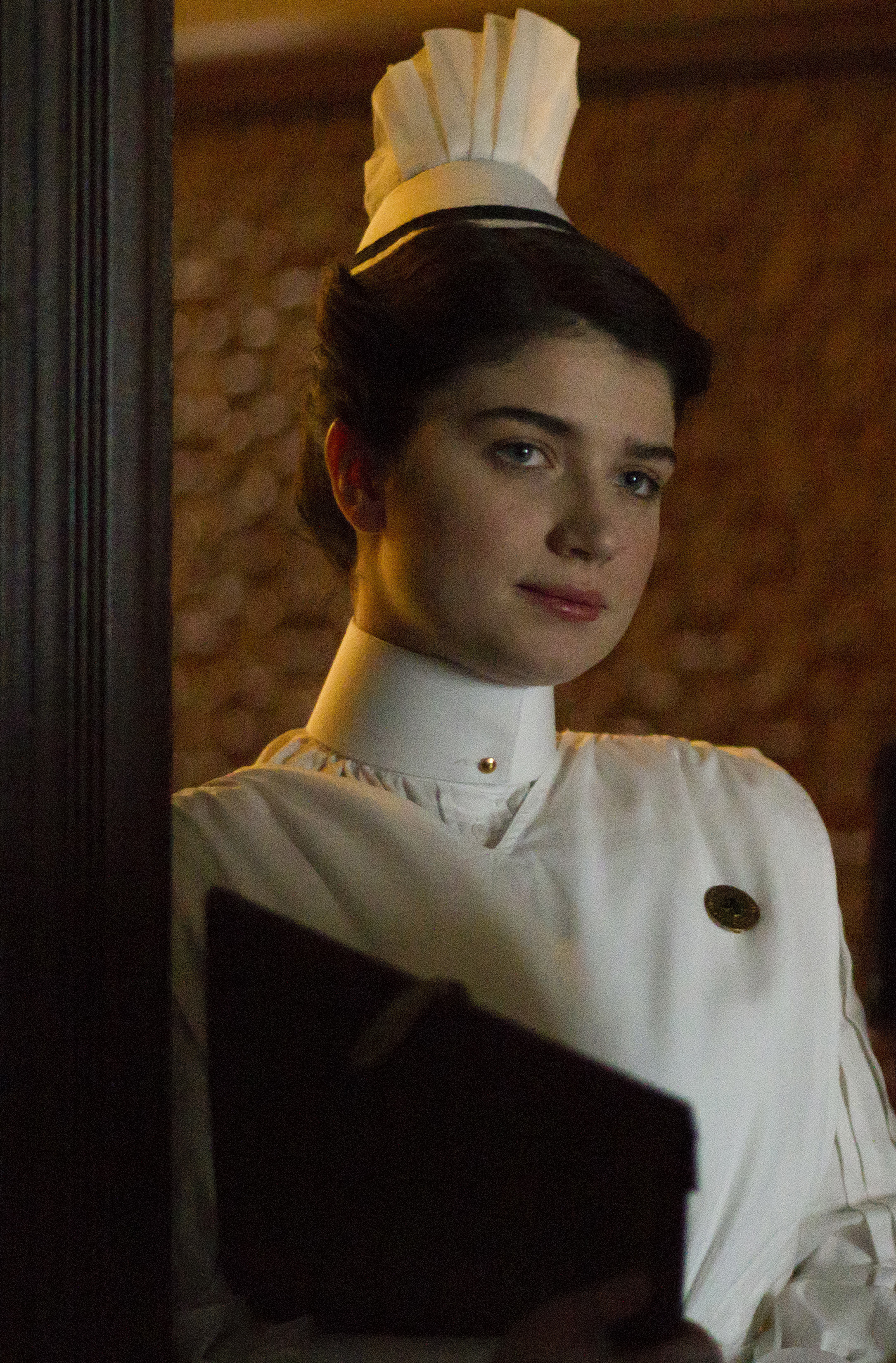 Eve Hewson in  'The Knick'
