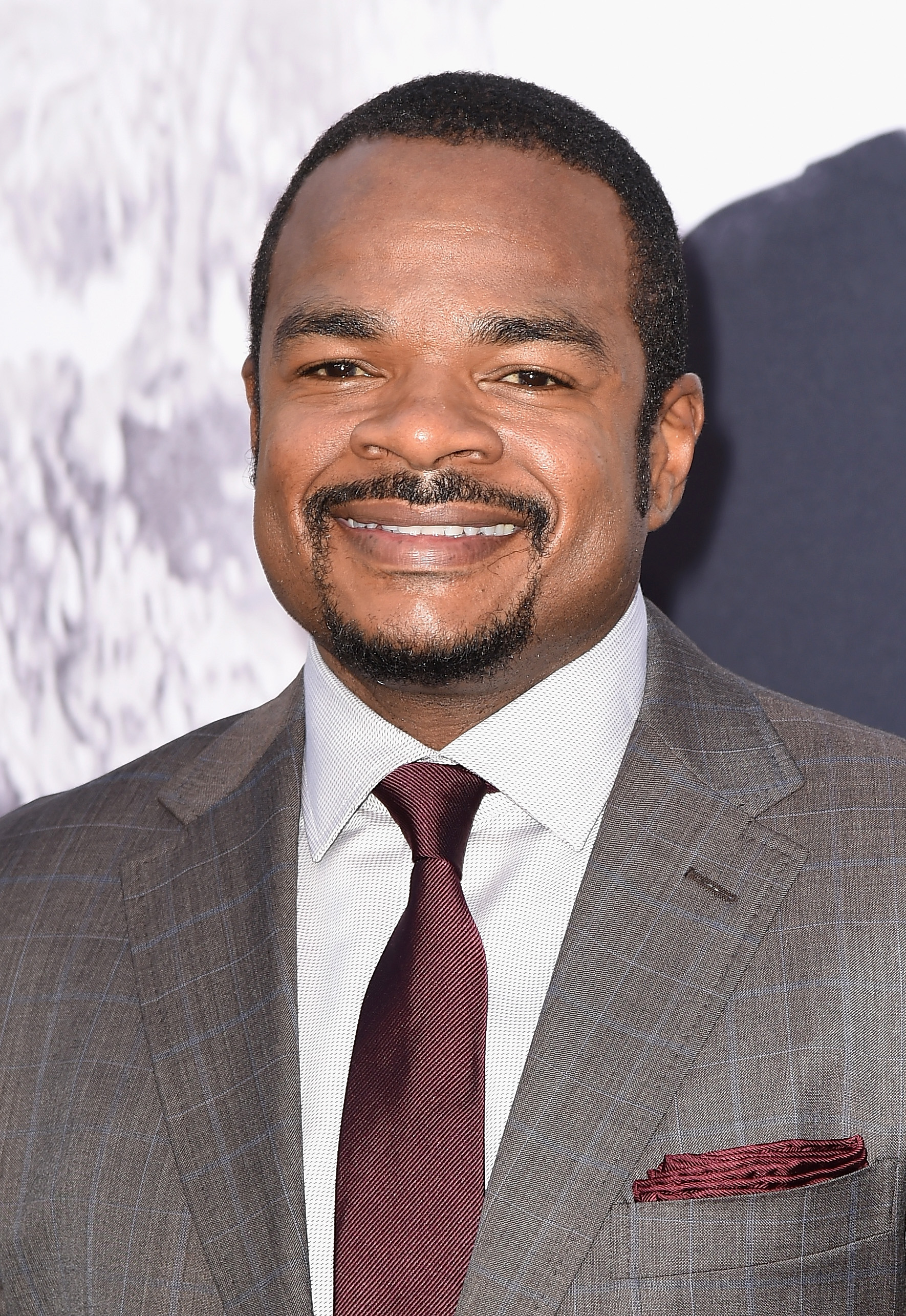 F. Gary Gray at the premiere of  Straight Outta Compton  in Los Angeles on Aug. 10, 2015.